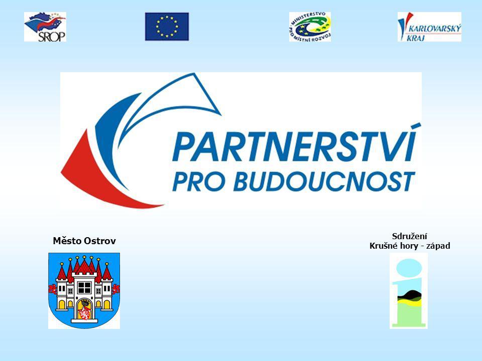 Město Ostrov ve spolupráci se Sdružením Krušné hory - západ je partnerem Karlovarského kraje v projektu Partnerství pro budoucnost.