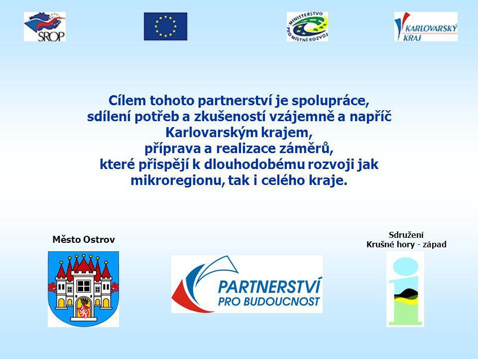 Cílem tohoto partnerství je spolupráce, sdílení potřeb a zkušeností vzájemně a napříč Karlovarským krajem, příprava a realizace záměrů, které přispějí k dlouhodobému rozvoji jak mikroregionu, tak i celého kraje.