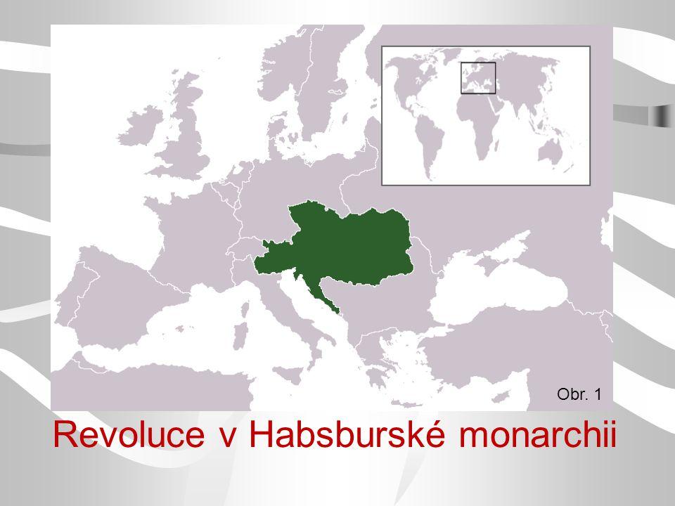 červen 1848 - byl svolán slovanský kongres (účast Slovanů z habsburské monarchie) 12.