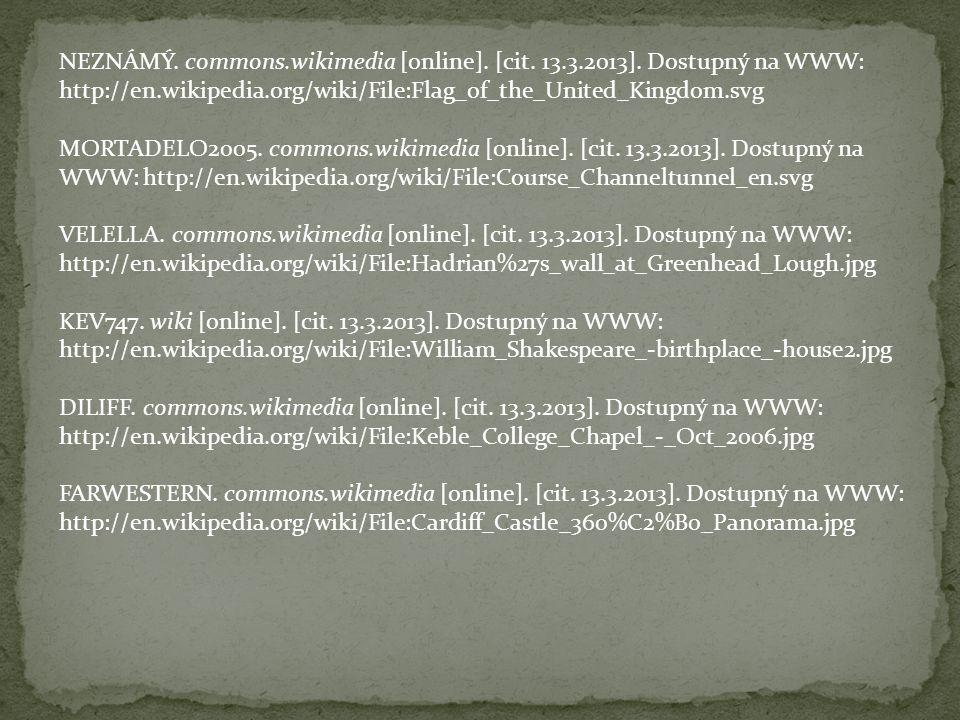 NEZNÁMÝ. commons.wikimedia [online]. [cit. 13.3.2013].