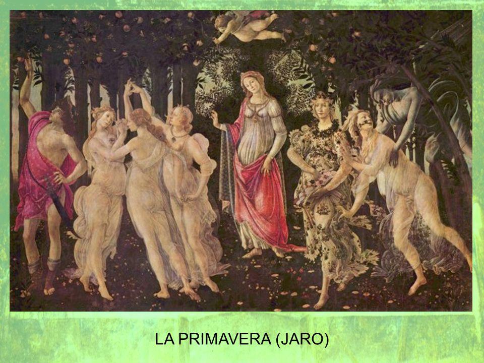LA PRIMAVERA (JARO)