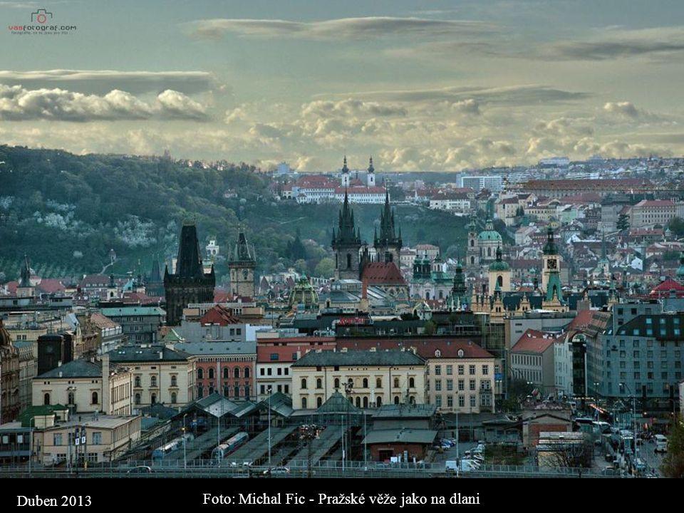 Foto: Jan Hamaďák - Už se pomaloučku začínáme těšit na jaro. Duben 2013