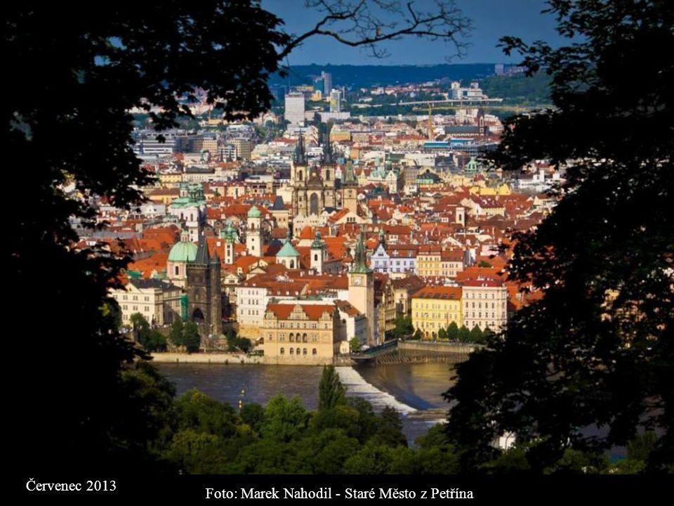 Foto: Petr Havlan Když v Praze svítá Červenec 2013