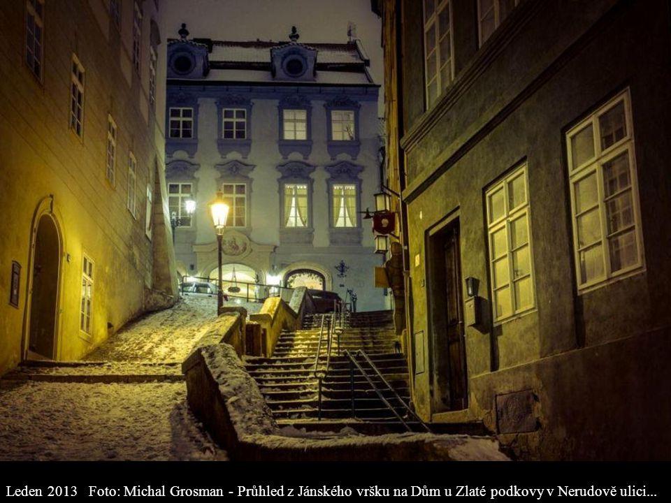Foto: Michal Girgle - Jako ve snu Březen 2013