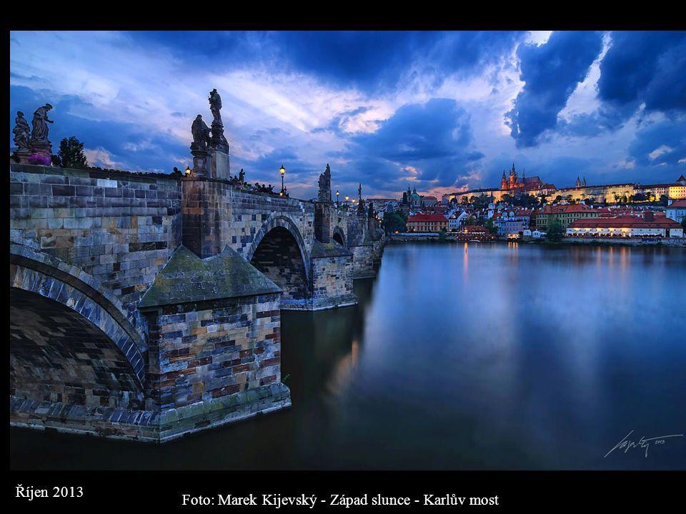 Foto: Marek Kijevský - Dobrou noc, Praho. Říjen 2013