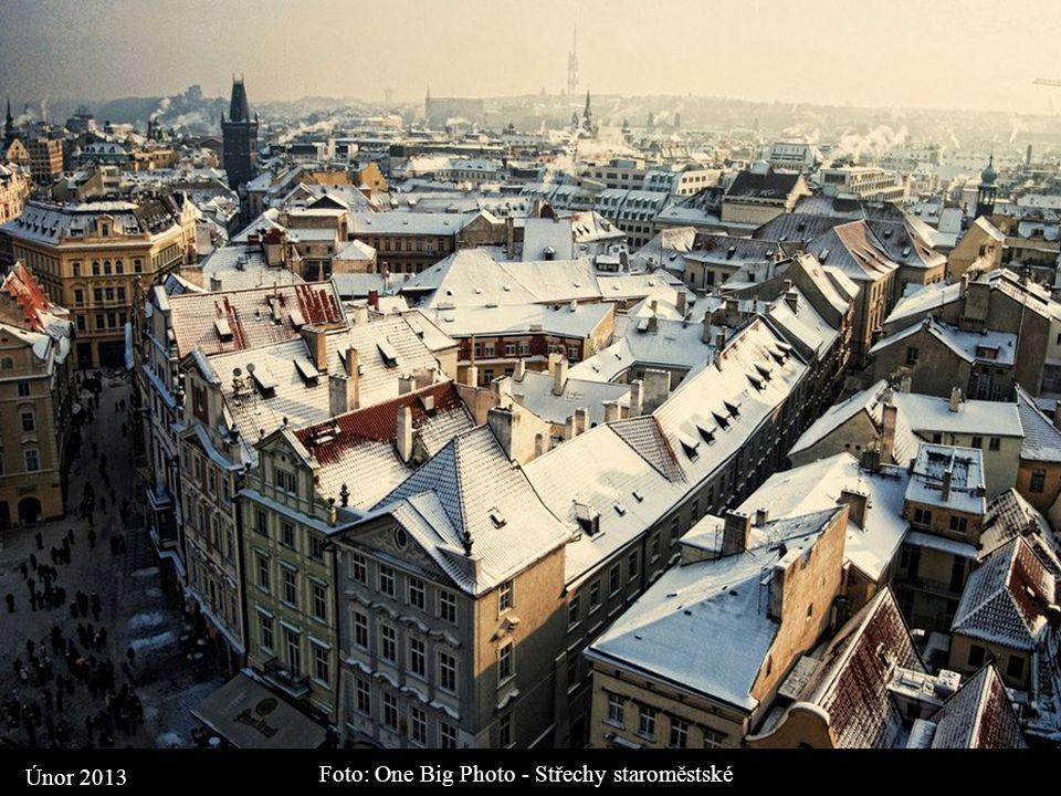 Foto: One Big Photo - Střechy staroměstské Únor 2013