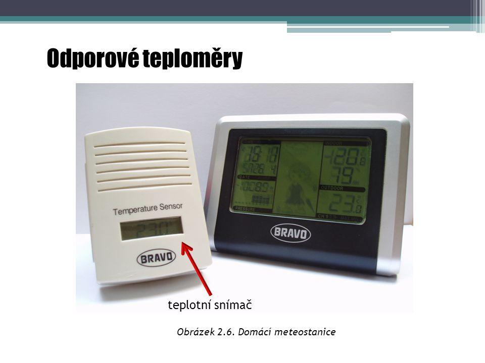 Termoelektrické teploměry  Ohřevem termočlánku v místě spoje, vznikne na volných koncích elektrické napětí, které je úměrné teplotě ( Seebeckův jev ) ;  Využití termoelektrického jevu vznikajícího vodivým spojením dvou různých kovů ( termočlánek );  Výhodou je přesnost, možnost vzdáleného měření, využití v regulační technice a automatizaci.