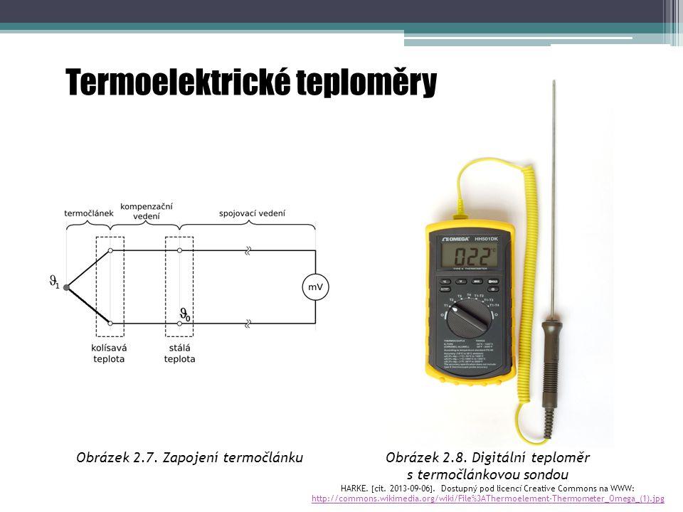 Bezdotykové teploměry  Pyrometry (přímoměřící):  Využití principu vyhodnocení tepelného (světelného) záření těles, jejichž teplotu chceme měřit;  Měření povrchové teploty těles speciální kamerou, na monitoru se zobrazení vizuální termosnímek;  Optické pyrometry : Měření tepelného záření jedné vlnové délky;  Radiační pyrometry : Měření celého spektra tepelného záření;  Termovize (zobrazovací):  Rychlé a snadné bezkontaktní měření povrchové teploty;  Lze provádět nebezpečná měření (předmětů pod napětím, nedostupných předmětů, měření vysokých teplot).