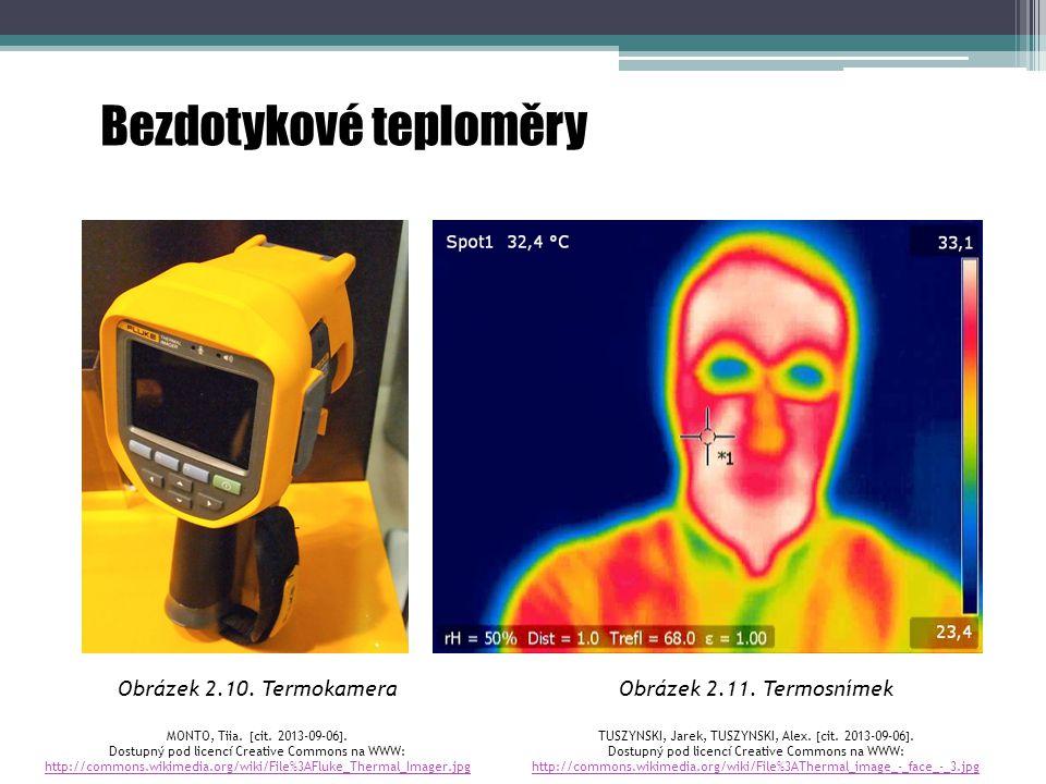 Shrnutí nejdůležitějších poznatků  Teploměry dělíme na:  Při měření teploty se využívá poznatku, že se změnou teploty se mění fyzikální veličiny jako objem, tlak, elektrický odpor nebo vyzařování;  dilatační;  tlakové;  odporové;  termoelektrické;  bezdotykové.