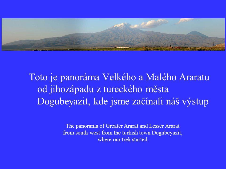 Před cestou do Dogubeyazitu jsme se podívali na ostrůvek Achtamar v jezeře Van poblíž stejnojmenného města.