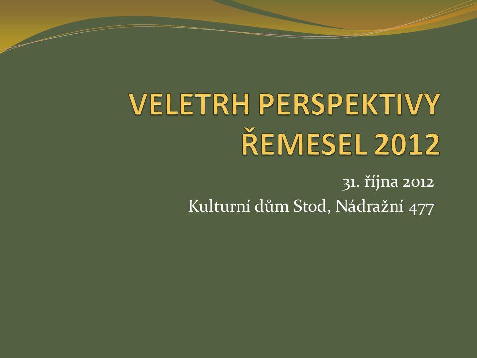 Prezentace studijních oborů Střední odborné učiliště, Domažlice, Prokopa Velikého 640