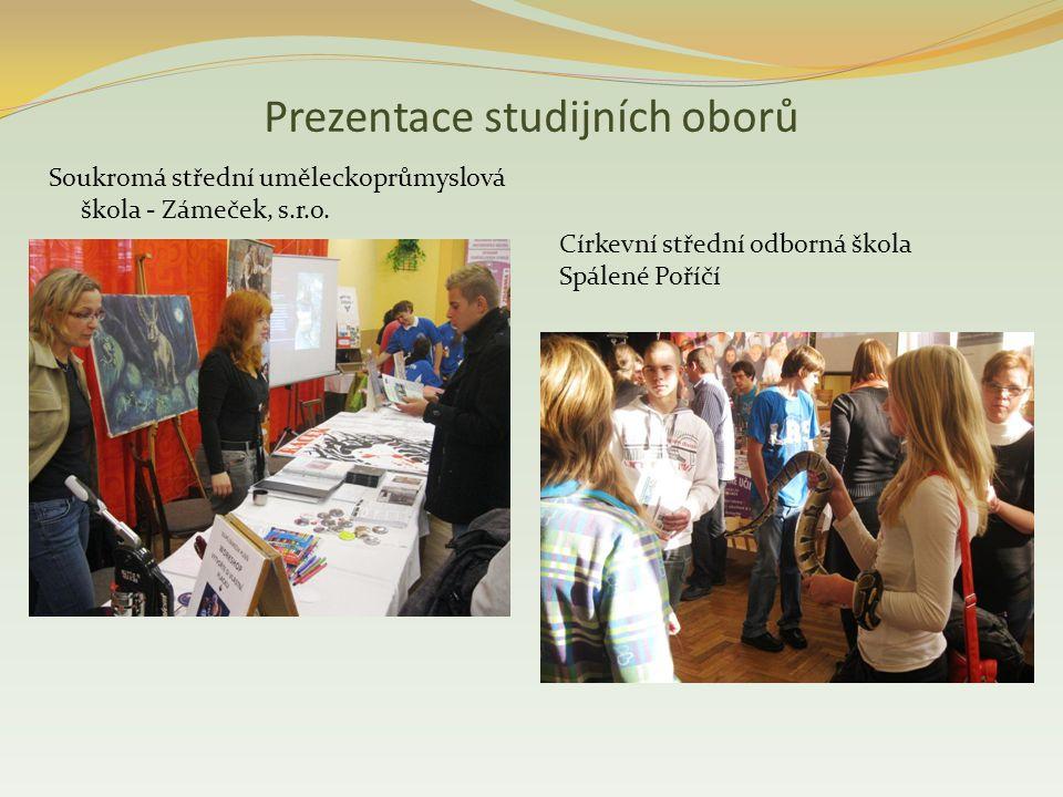 Prezentace studijních oborů Střední průmyslová škola dopravní, Plzeň, Karlovarská 99