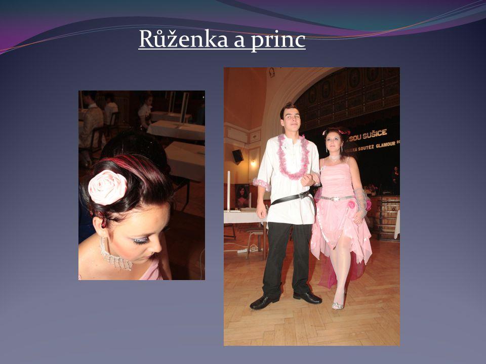 Růženka a princ
