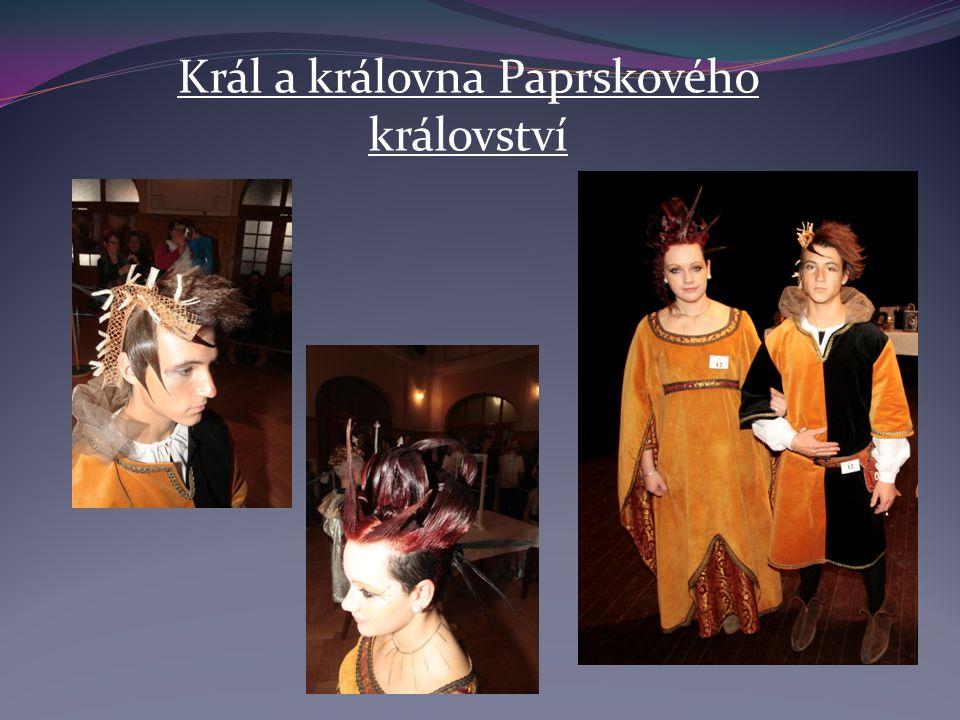 Král a královna Paprskového království