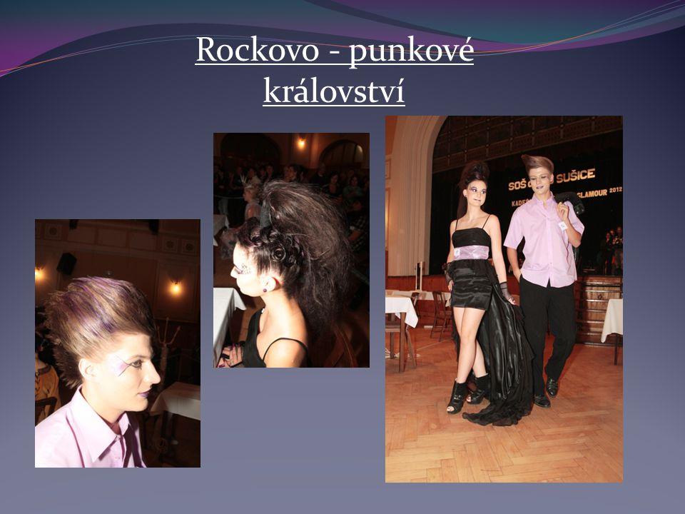 Rockovo - punkové království