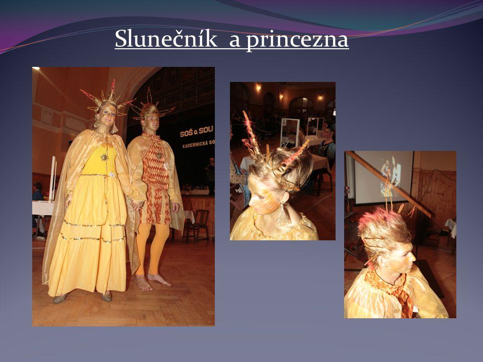 Slunečník a princezna