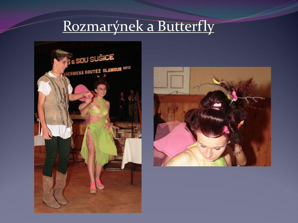 Rozmarýnek a Butterfly