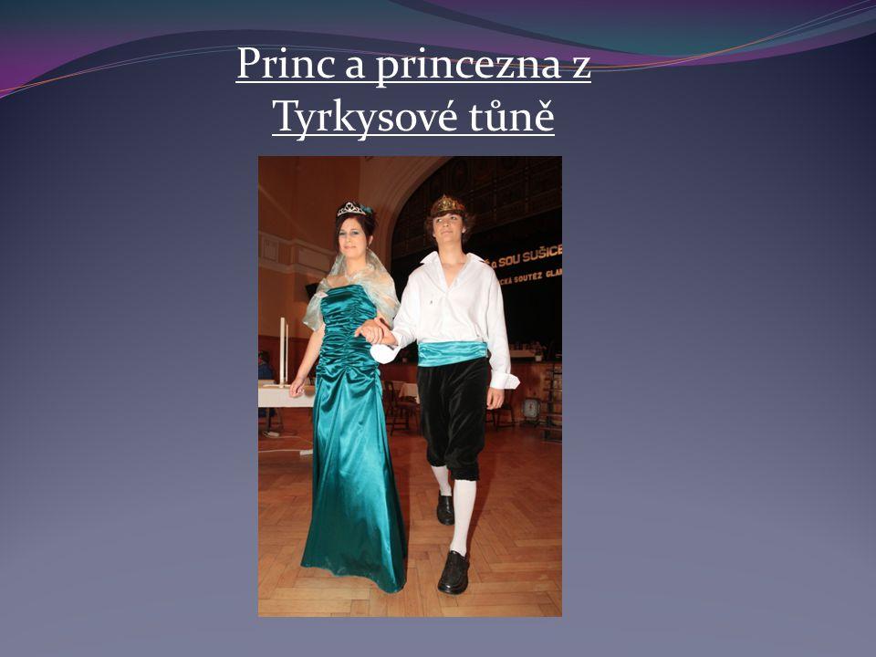 Princ a princezna z Tyrkysové tůně