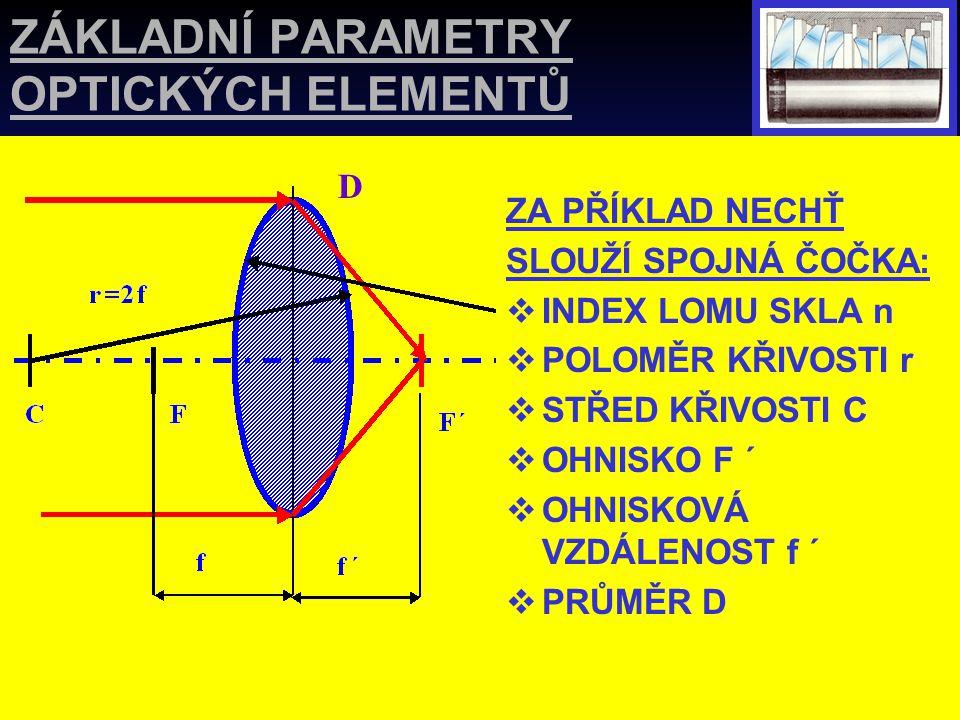 ROZDĚLENÍ DALEKOHLEDŮ PODLE OKULÁRU: KEPLEROVY (HVĚZDÁŘSKÉ) SE SPOJNÝM OKULÁREM GALILEOVY (HOLANDSKÉ) S ROZPTYLNÝM OKULÁREM PRŮMĚR OKULÁRŮ 1,25 inch (