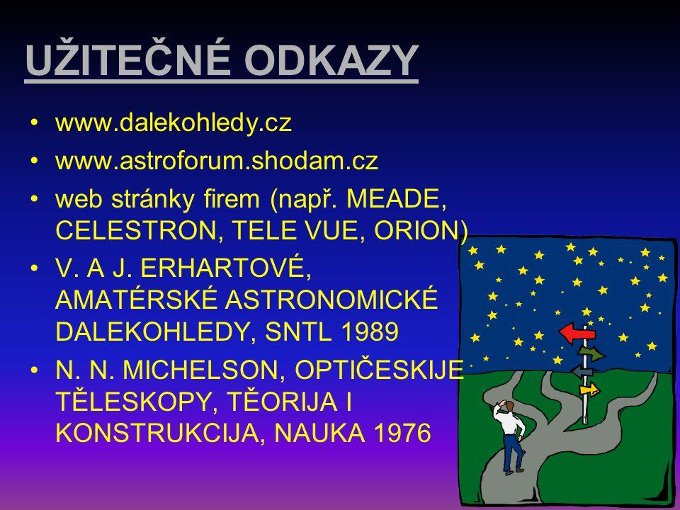 http://web.quick.cz/atc-astro/Sky-Watcher/refraktory/ http://web.quick.cz/atc-astro/Sky-Watcher/reflektory/