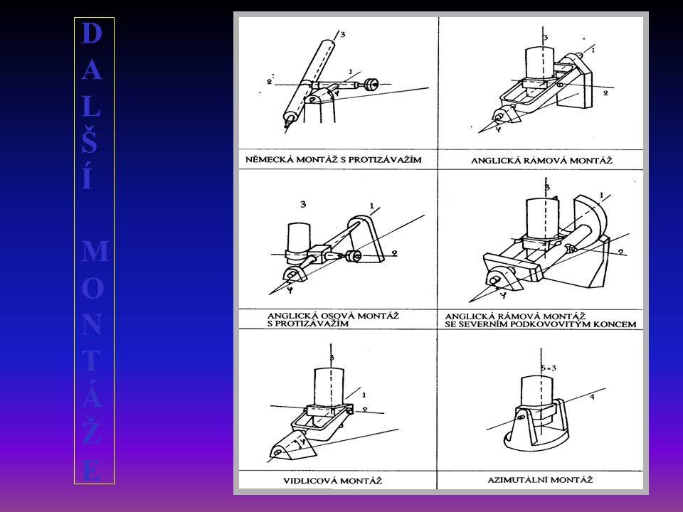 HISTORIE DALEKOHLEDU Hvězdářský dalekohled, jehož otcovství se připisuje anglickému fyzikovi Isaacu Newtonovi (1642-1727), používali již staří Asyřané