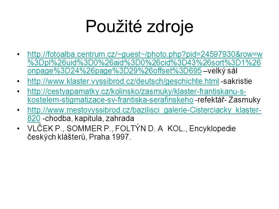 Použité zdroje http://fotoalba.centrum.cz/~guest~/photo.php?pid=24597930&row=w %3Dpl%26uid%3D0%26aid%3D0%26cid%3D43%26sort%3D1%26 onpage%3D24%26page%3