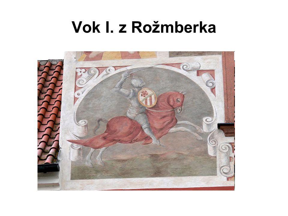 Vok I. z Rožmberka