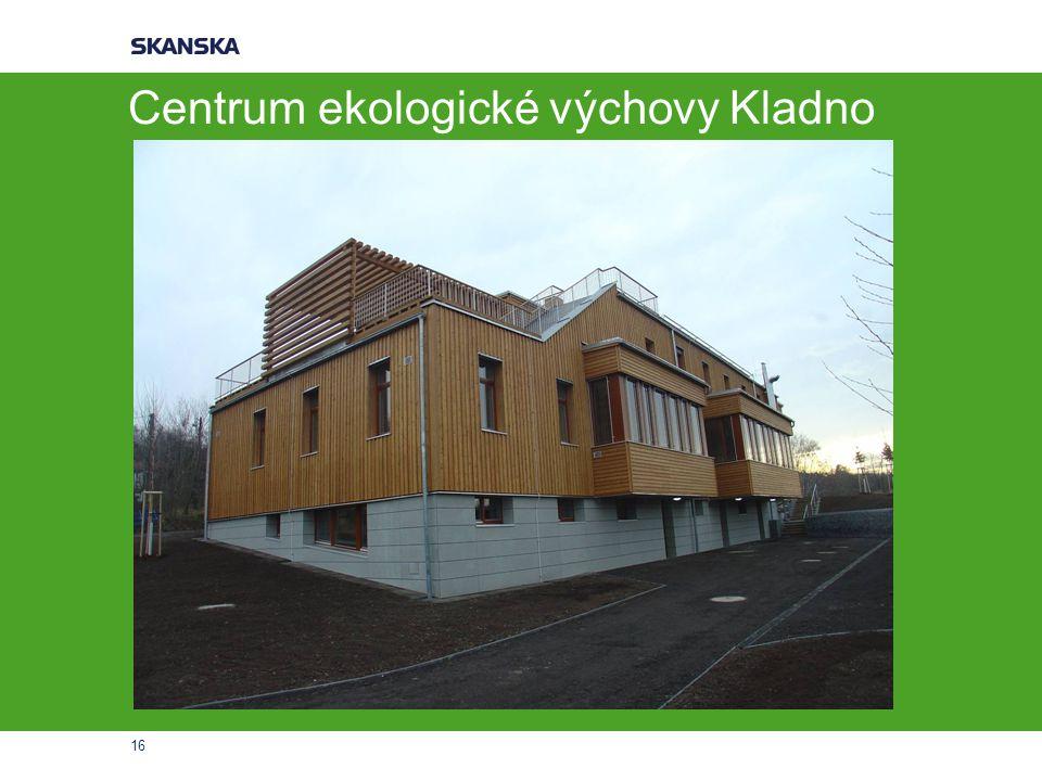 16 Centrum ekologické výchovy Kladno