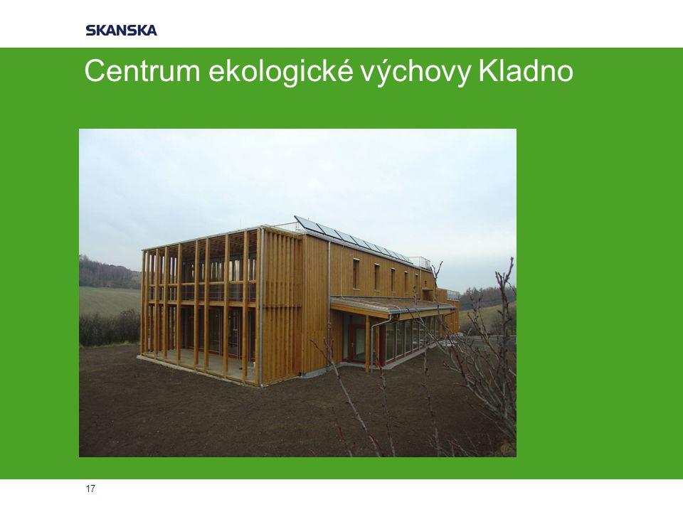 17 Centrum ekologické výchovy Kladno