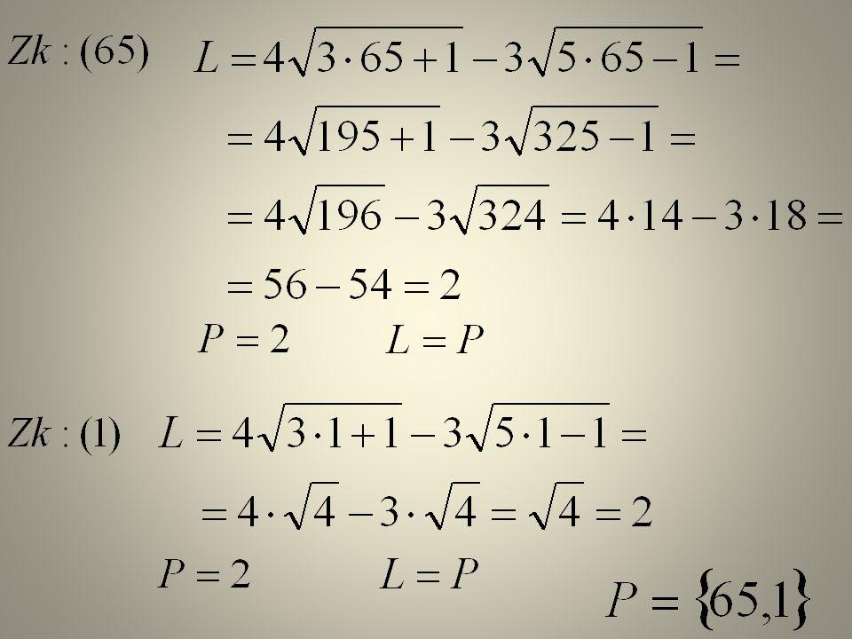 4. typ: Řešte rovnici s neznámou x: