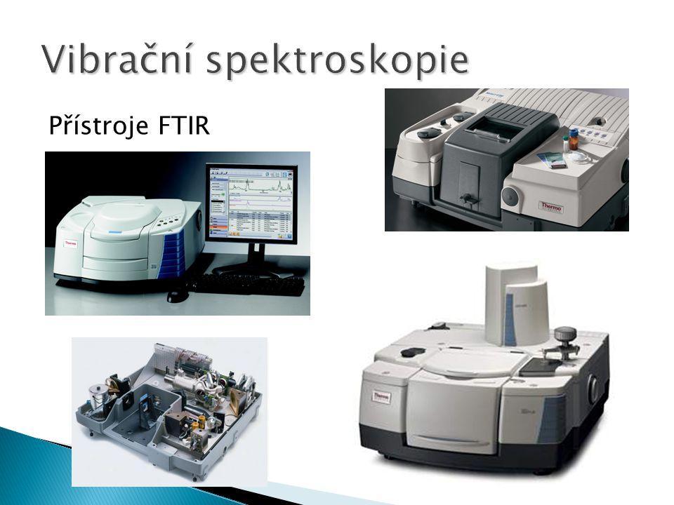 Přístroje FTIR