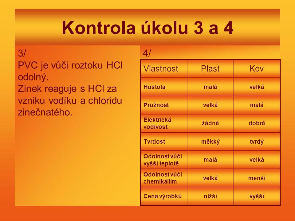 Kontrola úkolu 8 Fenol Formaldehyd 46 47