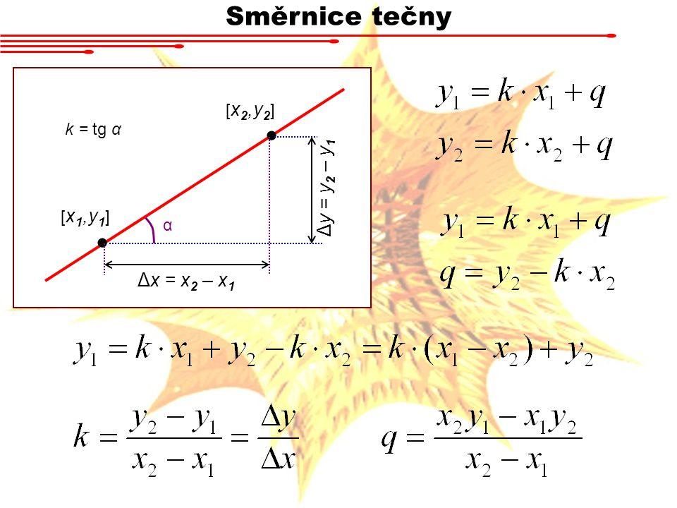 Derivace vyšších řádů Jelikož derivaci lze interpretovat jako funkci, je možné provést tzv.
