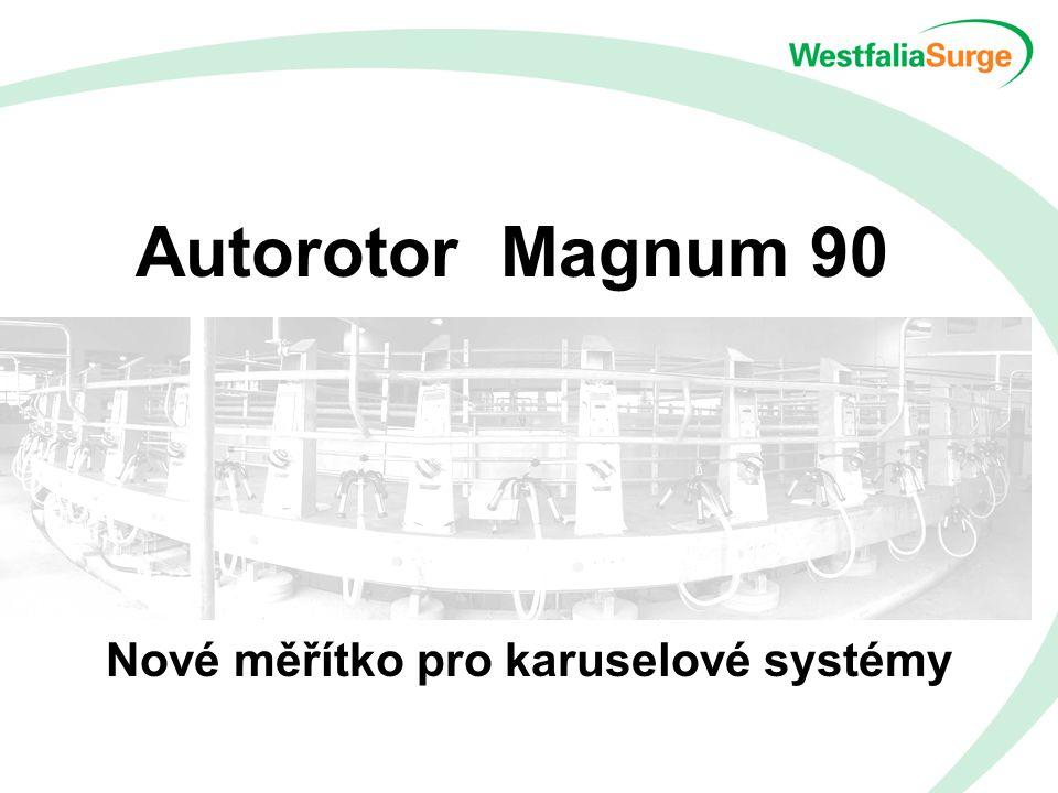 Autorotor Magnum 90 Nové měřítko pro karuselové systémy
