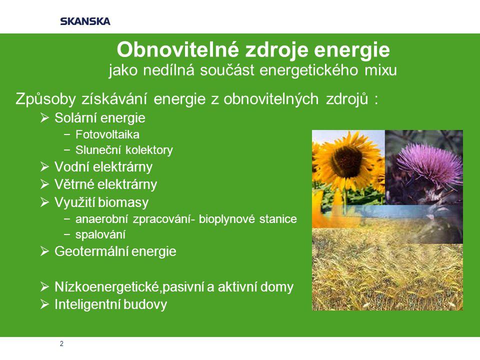 13 ESO Kněžice  Okres Nymburk  Bioplynová stanice s kotelnou a CZT  Elektrický výkon 330 kW  Tepelný výkon 1,2 MW  EEA – European energy award 2007  Cena za ekologický přínos realizovaného projektu – Stavíme ekologicky 2008