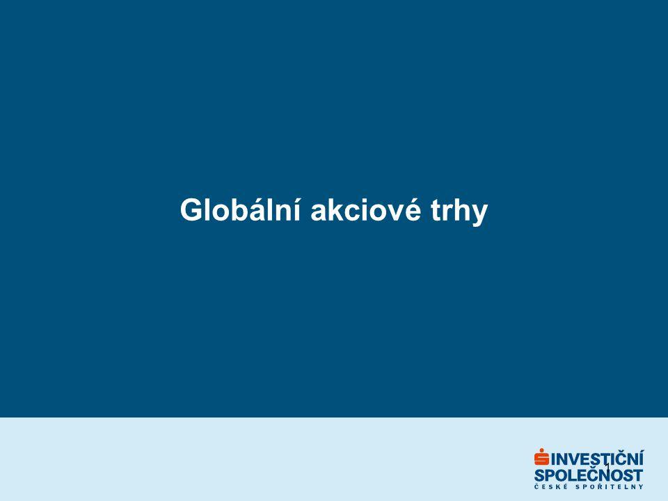 1 Globální akciové trhy