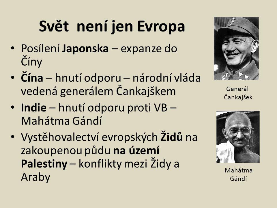 Nástup totalitních režimů Dva krajní politické názory – komunismus (bolševismus) a fašismus Jeden cíl: zlikvidovat demokracii a nastolit diktaturu Evropa a svět se ve 20.