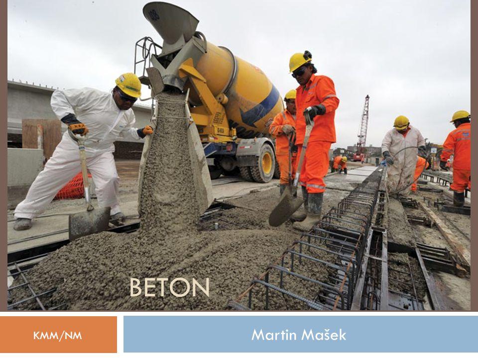 BETON Martin Mašek KMM/NM