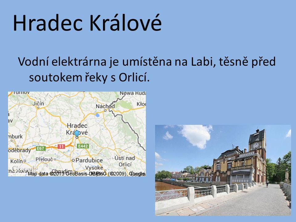 Bukovec Malá vodní elektrárna Bukovec stojí na konci obnoveného derivačního kanálu řeky Berounky, je průtočná.