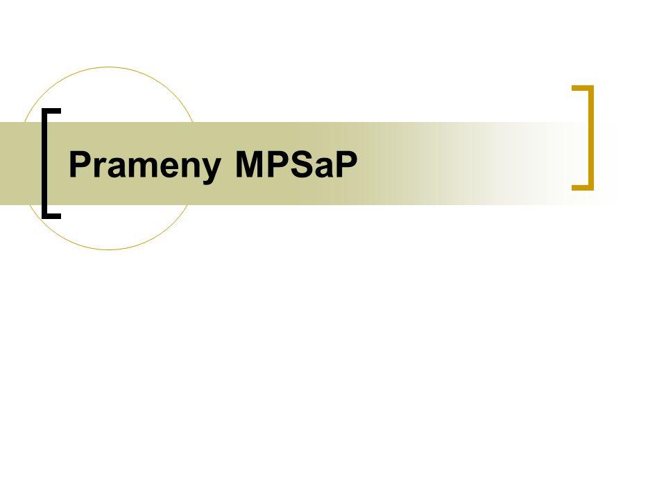 Prameny MPSaP