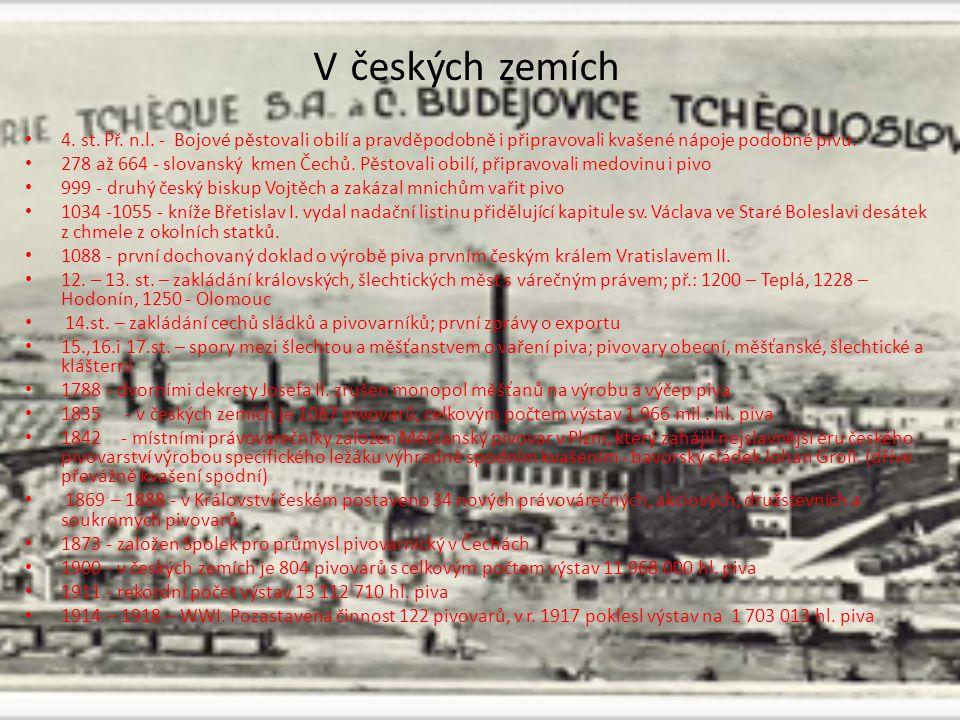 Budějovický Budvar Pivovar Budějovický Budvar, n.p.