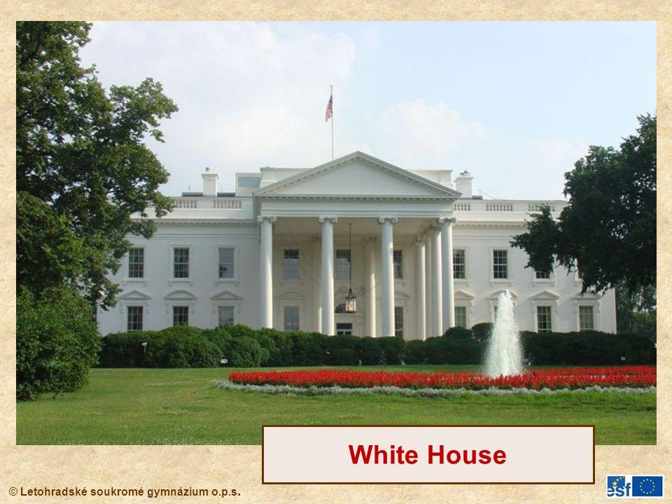 © Letohradské soukromé gymnázium o.p.s. White House