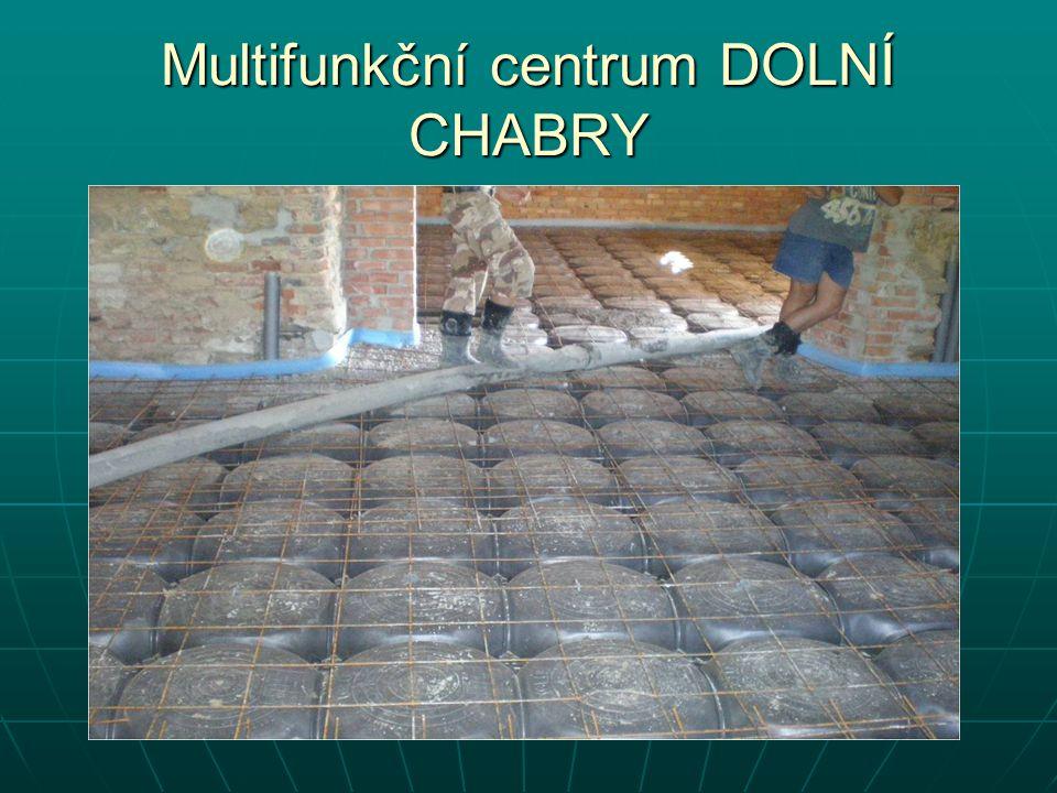 Multifunkční centrum DOLNÍ CHABRY