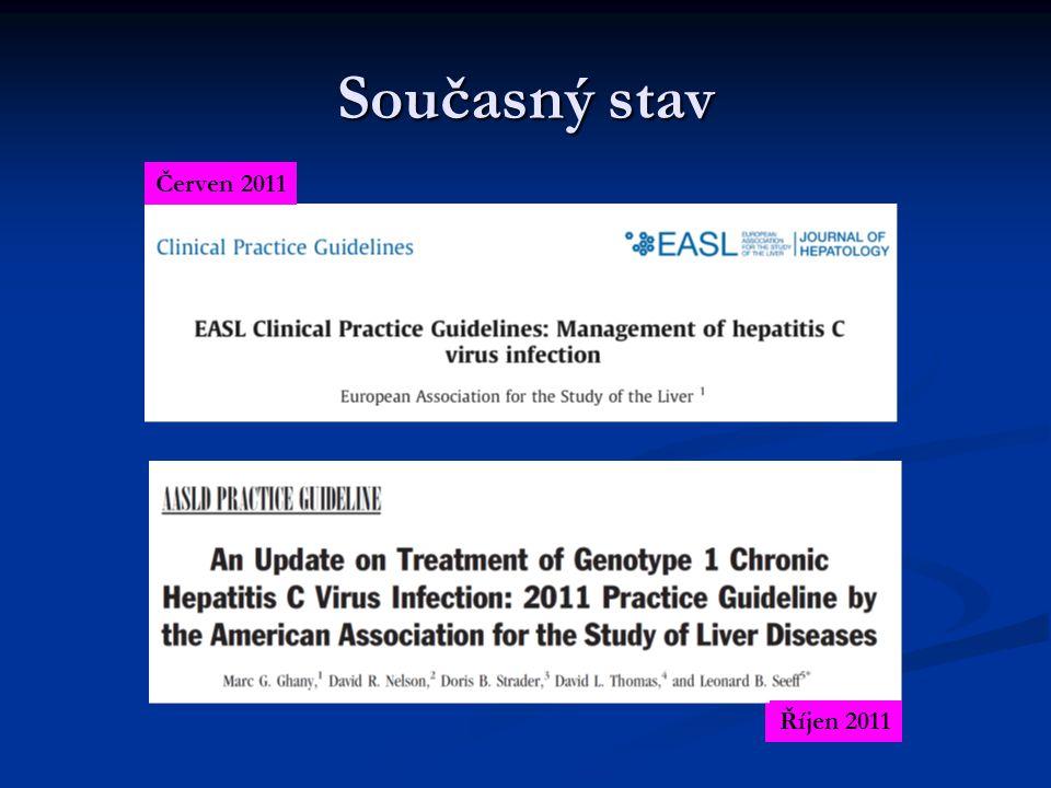 Response-Guided Therapy pro opakovanou léčbu vedenou BOC + PegIFN/RBV Boceprevir [package insert].