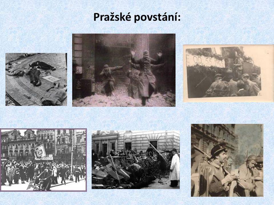 9)Důsledky války: -zahynulo asi 340 tisíc našich občanů -válečné škody asi 350 mld.