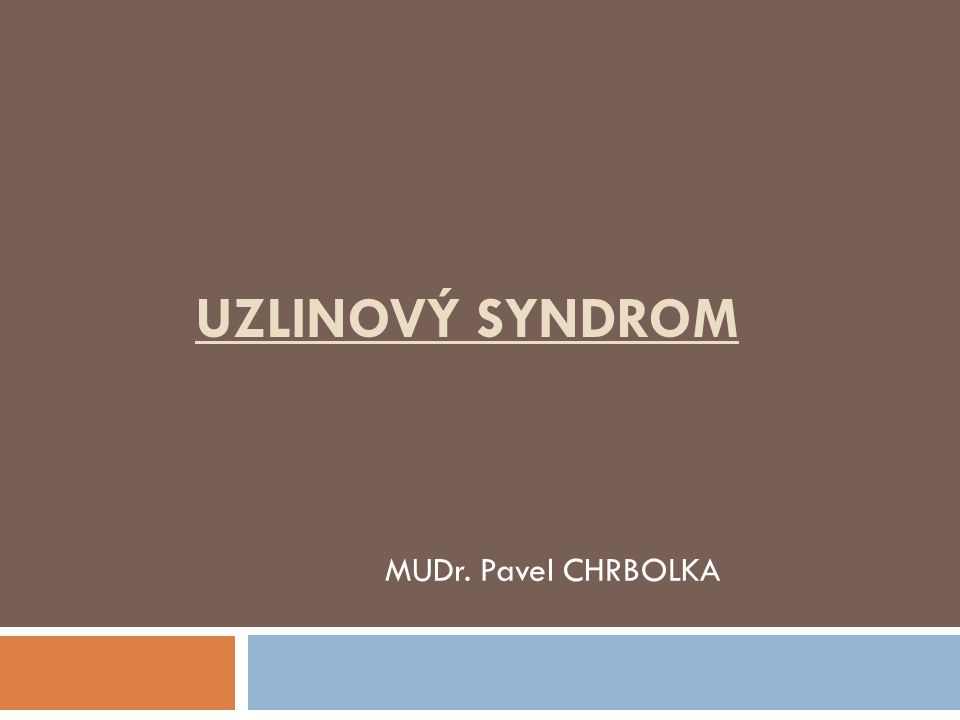 DIF.DG.ROZVAHA  AIDS Syndrom získaného selhání imunity BURKITTŮV LYMFOM