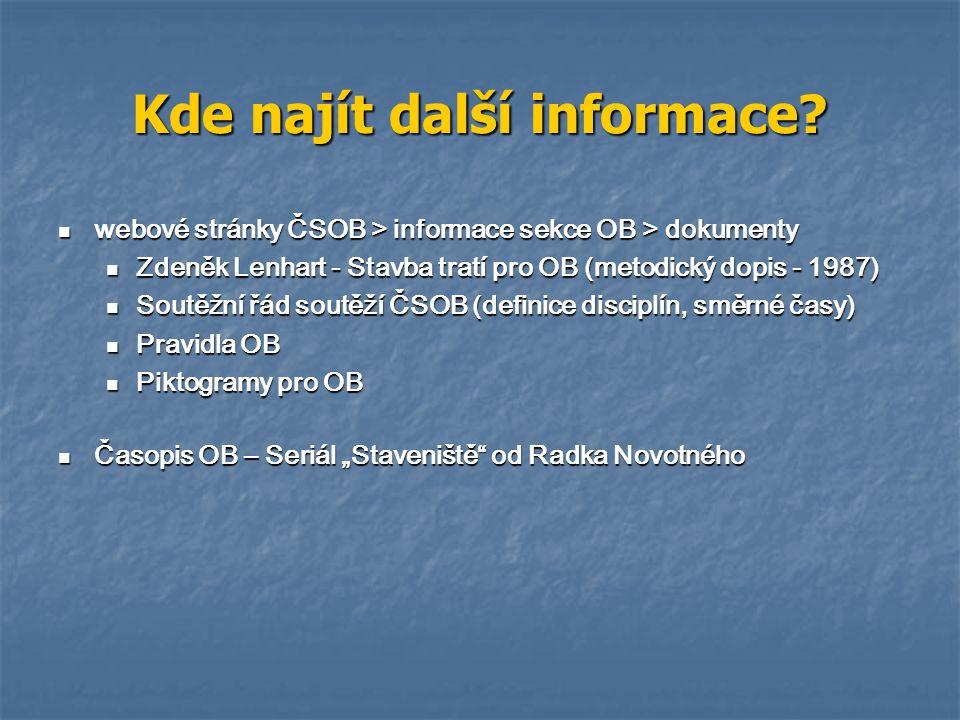 Kde najít další informace? webové stránky ČSOB > informace sekce OB > dokumenty webové stránky ČSOB > informace sekce OB > dokumenty Zdeněk Lenhart -