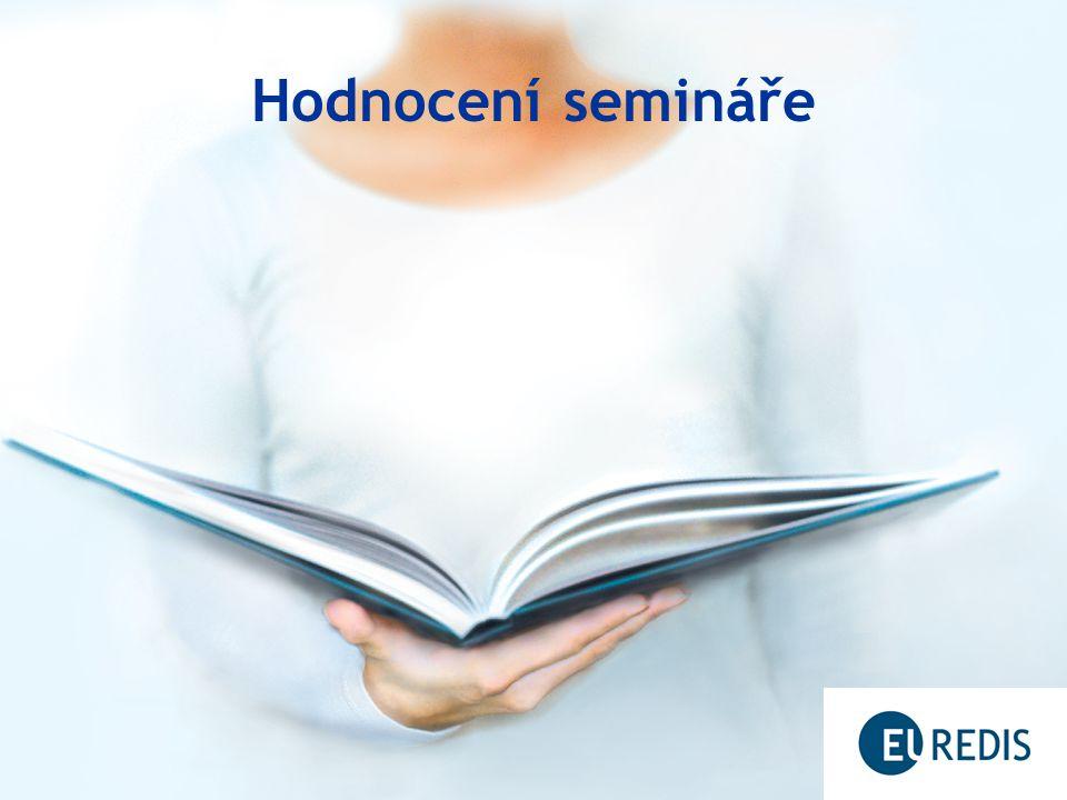 Hodnocení semináře