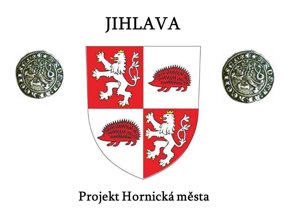 JIHLAVA Projekt Hornická města