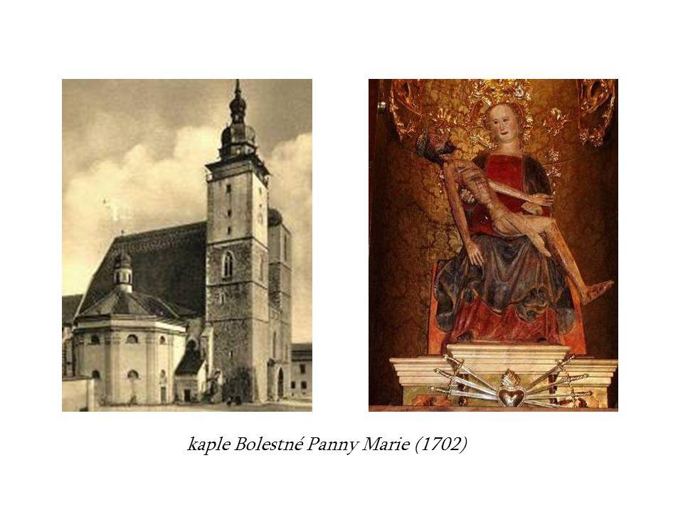 kaple Bolestné Panny Marie (1702)